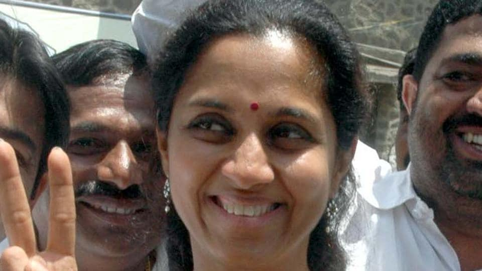 NCPMPSupriya Sule on Tuesday kicked off her party's poll campaign to the high-stake Brihanmumbai Municipal Corporation.