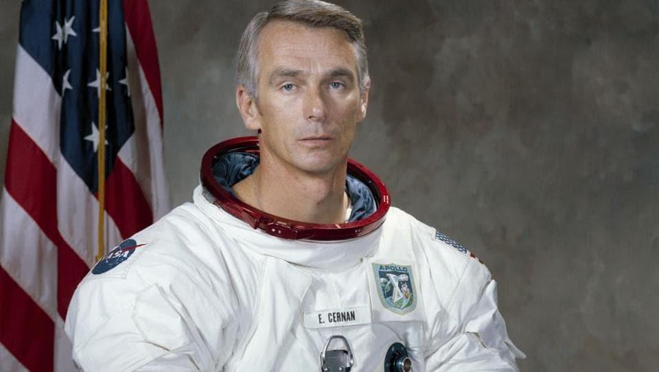 Eugene Cernan,Gene Cernan,Nasa astronauts
