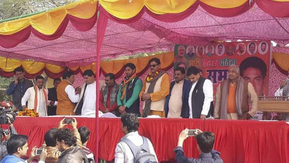The BJP has decided to field Tejpal Nagar, 58, from Dadri and Dhirendra Singh, 50, from Jewar. Nagar had quit the Bahujan Samaj Party and joined the BJP in 2014 during the general elections, before which he was with the Congress.