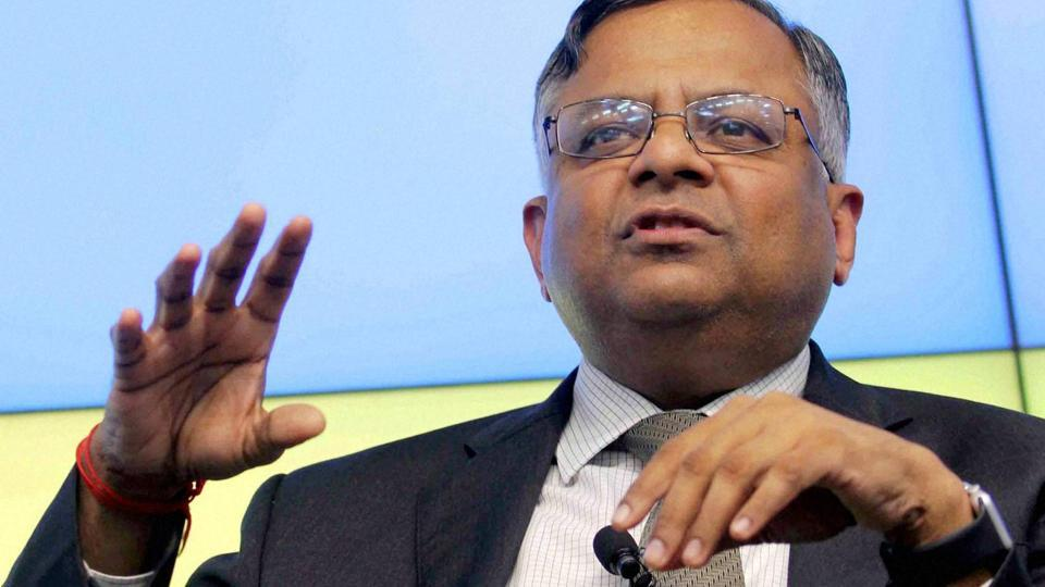 On January 12, Chandrasekaran, 53, was appointed as the executive chairman-elect of Tata Sons -- the first non-Parsi to head the $103-billion global empire with a 148-year history.