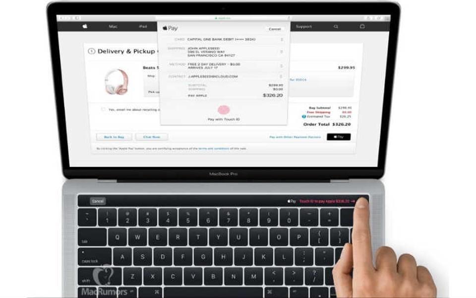Apple,macBook Pro,MacBook Pro in 2017