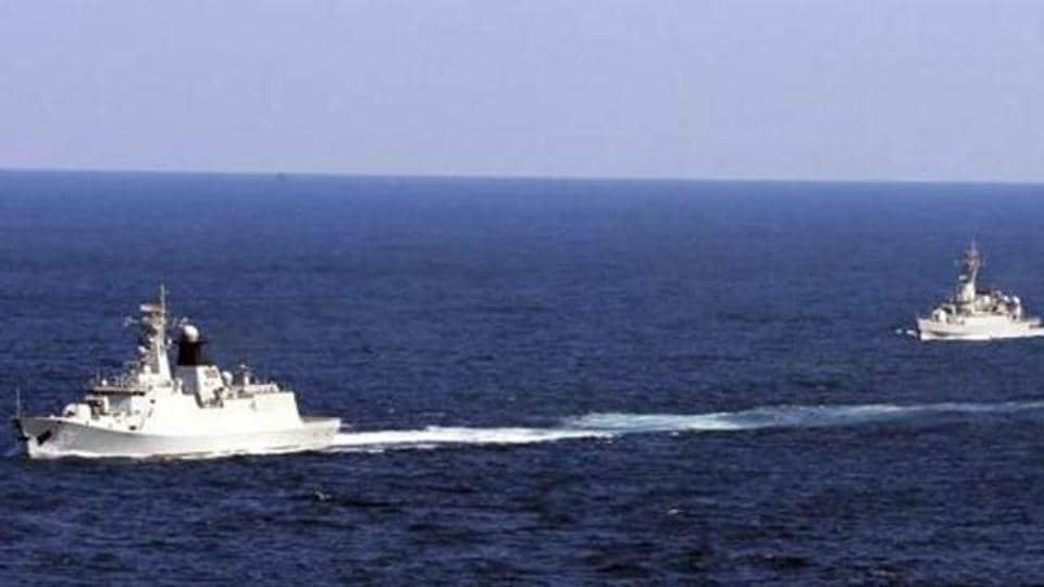 Indian Ocean,US Pacific Command,Chinese submarine