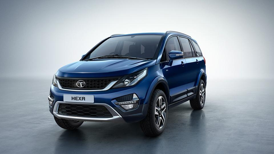 Hexa is a crossover – an SUV by its drivability blended with the premium comfort and advanced features of a sedan.
