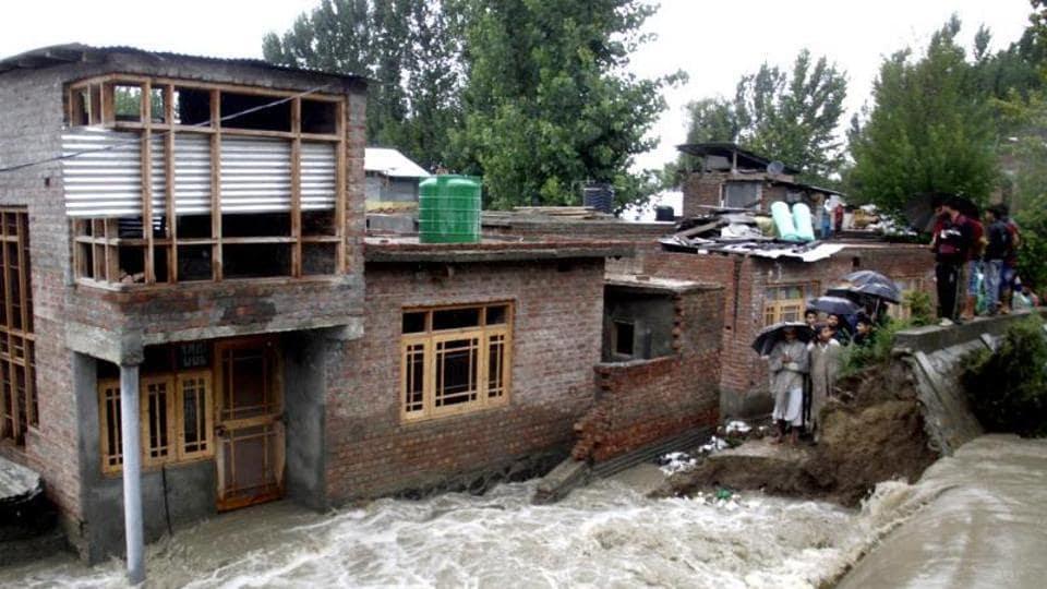 Kashmir floods,Jammu and Kashmir,Srinagar