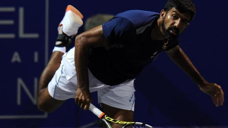 Rohan Bopanna and his Uruguan partner Pablo Cuevas beat Thomaz Belluci of Brazil and Maximo Gonzalez of Argentina at the Australian Open to enter the men's doubles round 2.