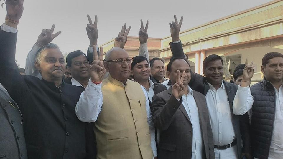UP assembly elections,Bahujan Samaj Party,second day of nominations