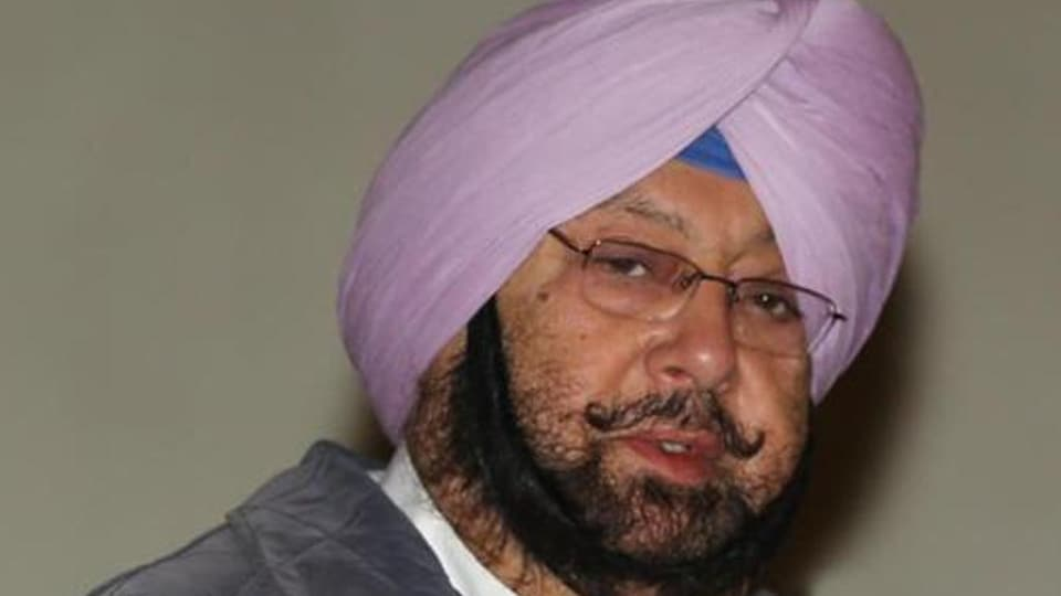 "In a letter to Chief Election Commissioner Nasim Zaidi, Amarinder said that, given the time constraints, the matter needed urgent attention of the EC and the RBI, to facilitate ""fair play of democratic processes""."