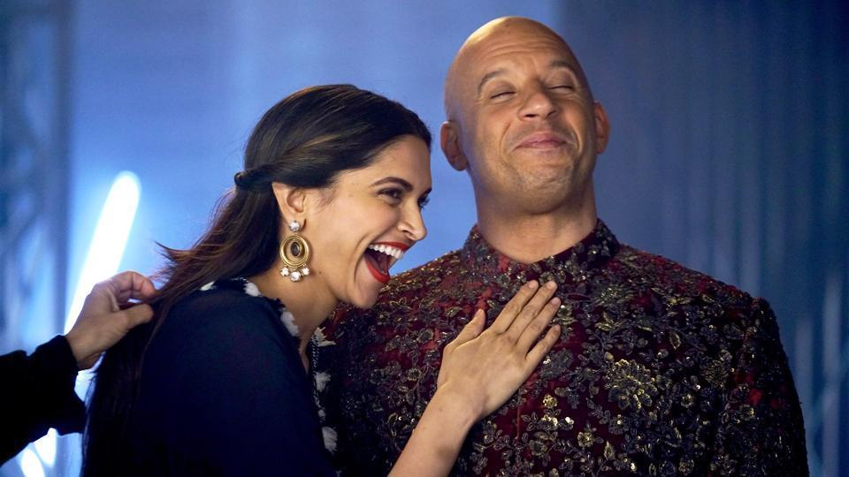 "Actress Deepika Padukone revealed she has a big crush on Hollywood action star Vin Diesel and said that in her head, she has ""amazing babies"" with him, while on US chat show, The Ellen DeGeneres Show."