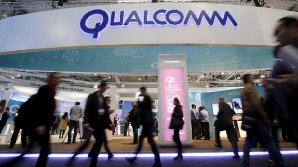 """The FTC, which works with the Justice Department to enforce antitrust law, said that San Diego-based Qualcomm used its dominant position as a supplier of certain phone chips to impose """"onerous"""" supply and licensing terms on cellphone manufacturers and to weaken competitors."""