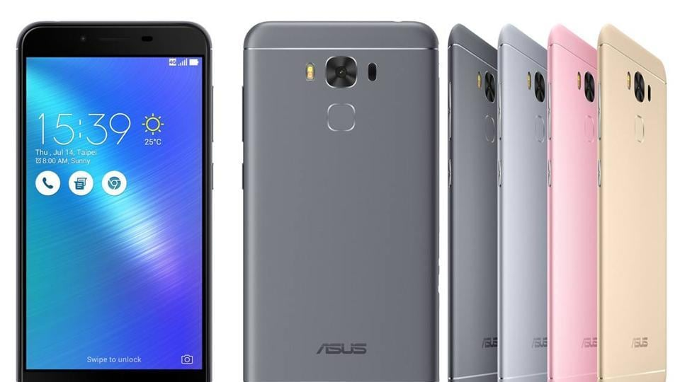 ASUS smartphone with large battery, improved camera soon in