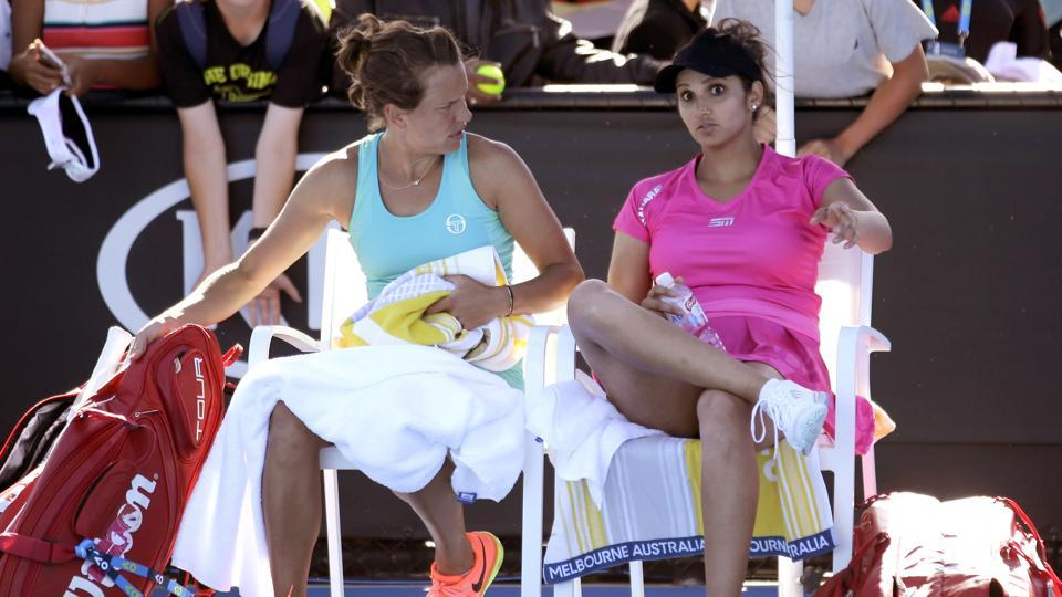 It was a good day for India in doubles as along with Sania, Rohan Bopanna also registered a win. (AP)