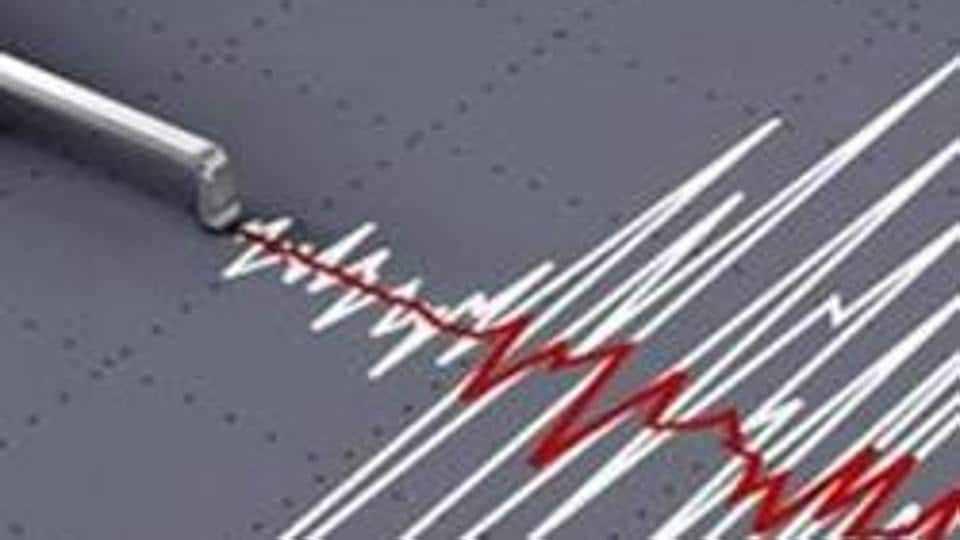Low-intensity earthquakes were felt in New Delhi and Mizoram on January 18.