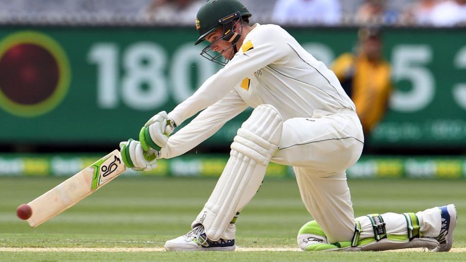 Peter Handscomb,Mitchell Marsh,Australia vs Pakistan