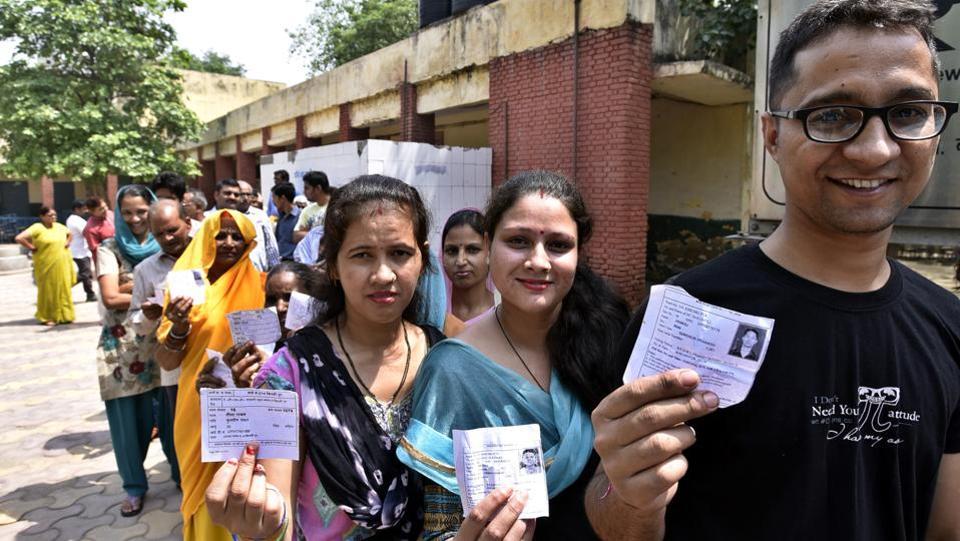 MCD elections,Delhi civic polls,MCD polls