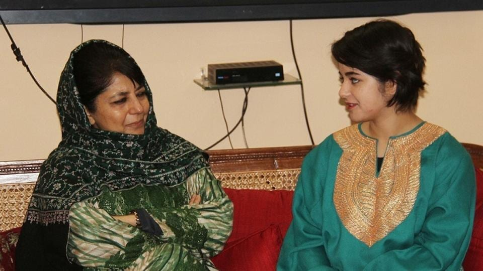 Actress Zaira Wasim Khan who has played the role of wrestler Geeta Phogat in the film