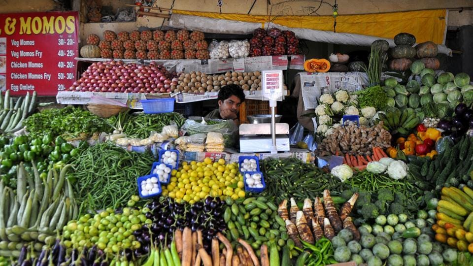 The weather–and so the harvest–was good in 2016, leading to a surge in vegetable supply, thereby causing a drop in prices, further lowered by the cash-crush following demonetisation.