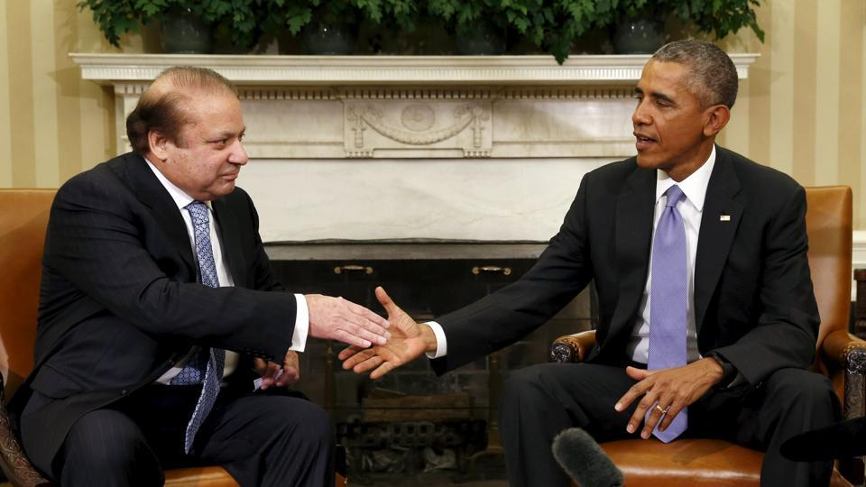 US-Pakistan ties,Donald Trump,Nawaz Sharif