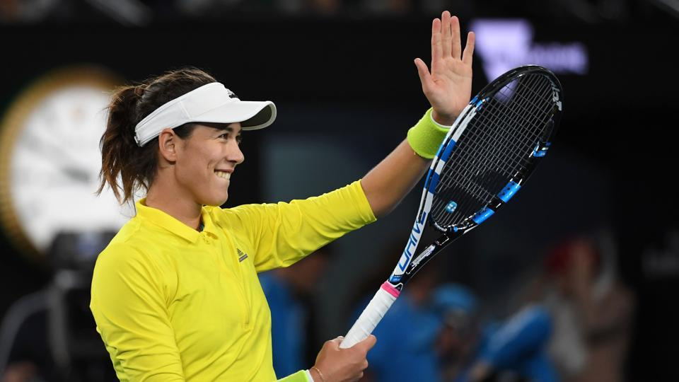 Garbine Muguruza,Australian Open,Samantha Crawford