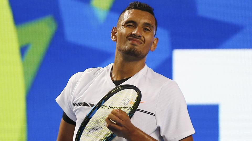 Nick Kyrgios sacrificed a two set advantage as Andreas Seppi avenged a five-set loss two years ago with an epic victory to dump the local hero out of the Australian Open.