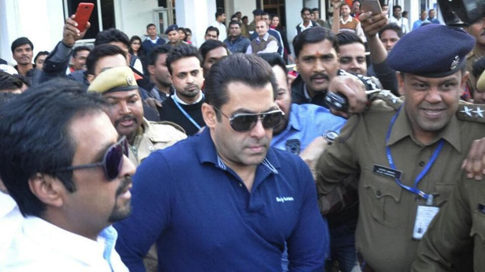 Salman Khan,Arms Act case,Black buck killing