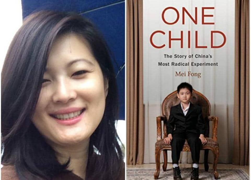 Journalist-writer Mei Fong is the author of the book One Child.