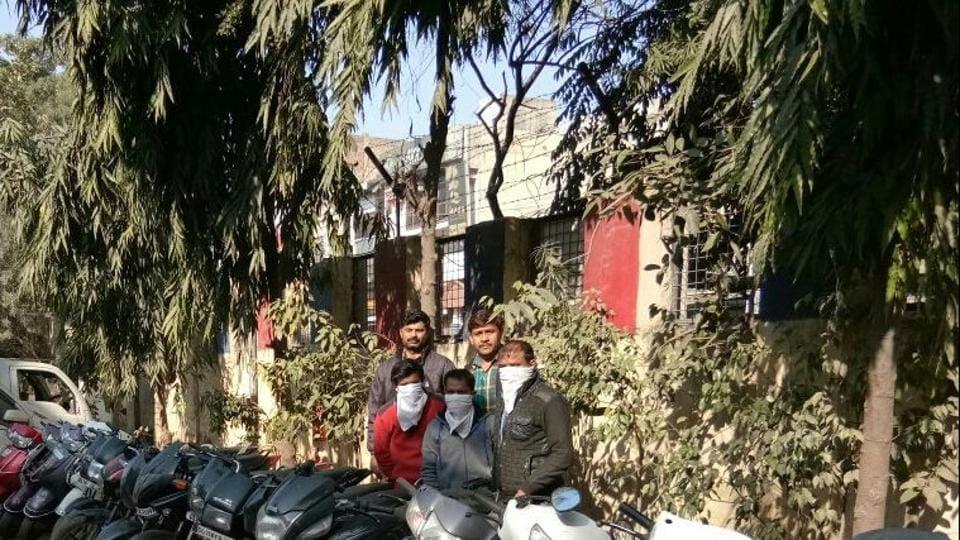 stolen bikes,Delhi police,crime