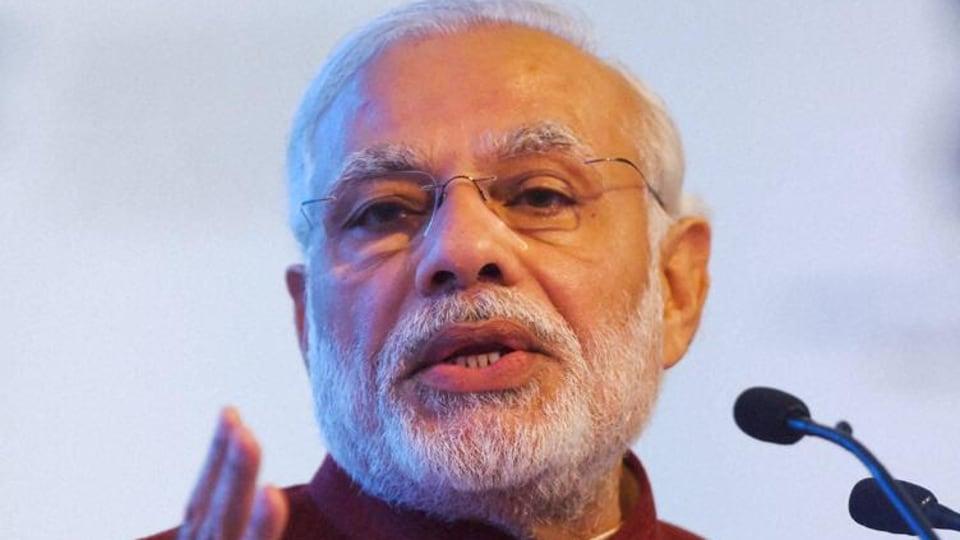 Narendra Modi,Vineet Joshi,Rajnath Singh