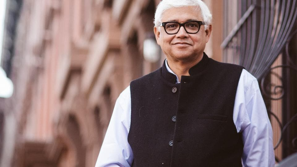 Amitav Ghosh doesn't believe in eco-tourism, and says that the tourism industry itself contributes greenhouse gases to the environment.