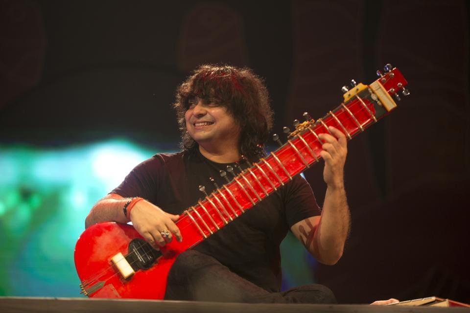Niladri Kumar,Ravi Shankar,Sitar
