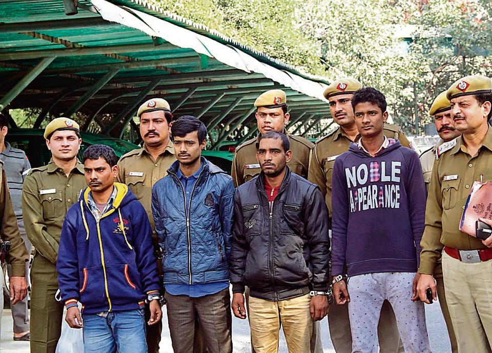 Delhi police,Gang war,Gang rivalry