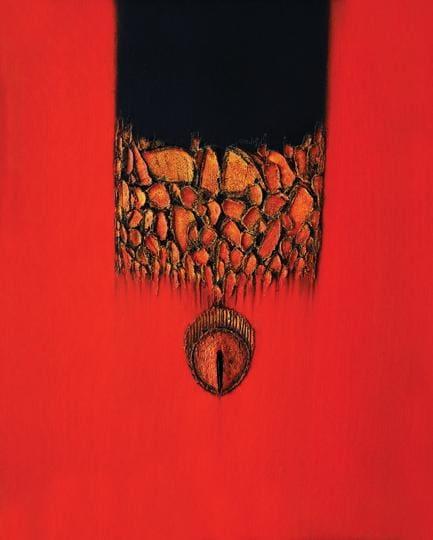 Sohan Qadri,Qadri retrospective,Kumar Gallery