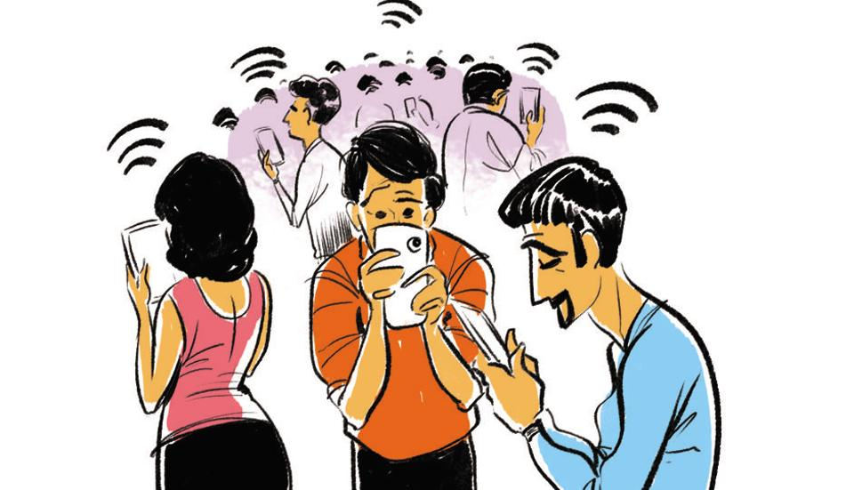 The state government has recently activated 510 hotspots across public places, making Mumbai the first Indian city with WiFi connectivity.