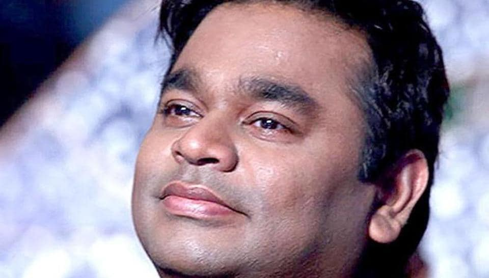 AR Rahman says he is doing it for the spirit of Tamil Nadu.