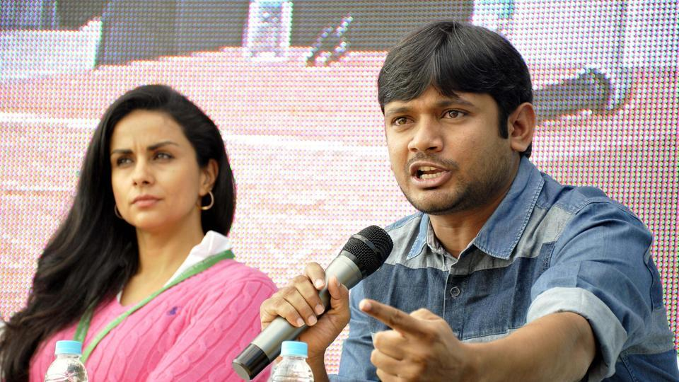 Former JNU student union president Kanhaiya Kumar is a good orator and is known for anti-Narendra Modi remarks.