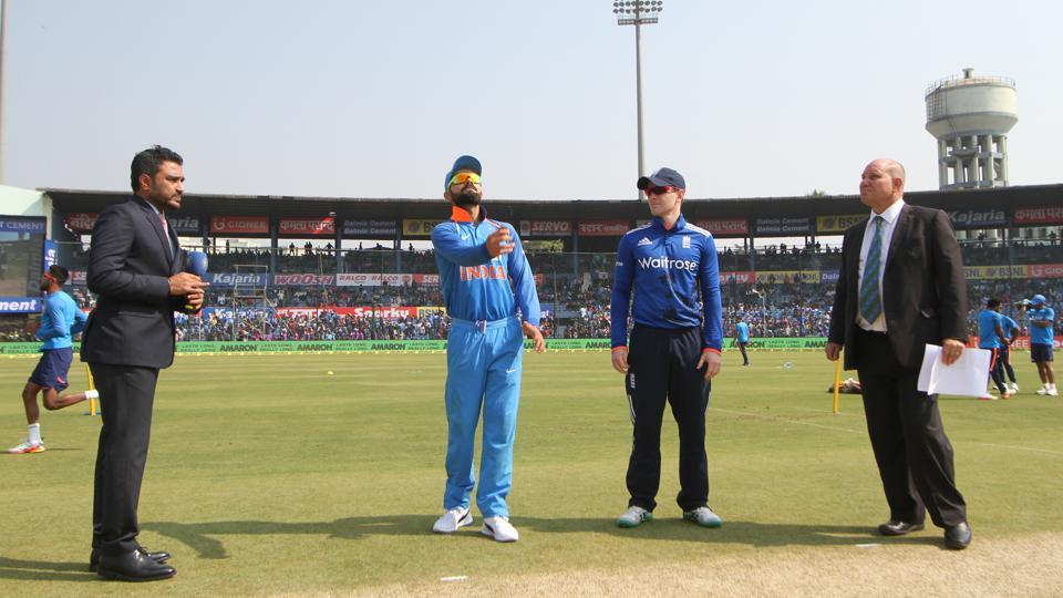 Virat Kohli lost the toss and England decided to field first against India. (BCCI)
