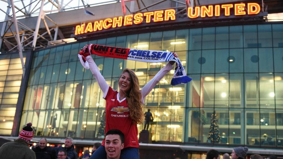 Manchester United, for the first time in over a decade, top Deloitte's Football Money League for revenue accrued in the 2015/16 season, having dislodged Champions League holders Real Madrid C.F.