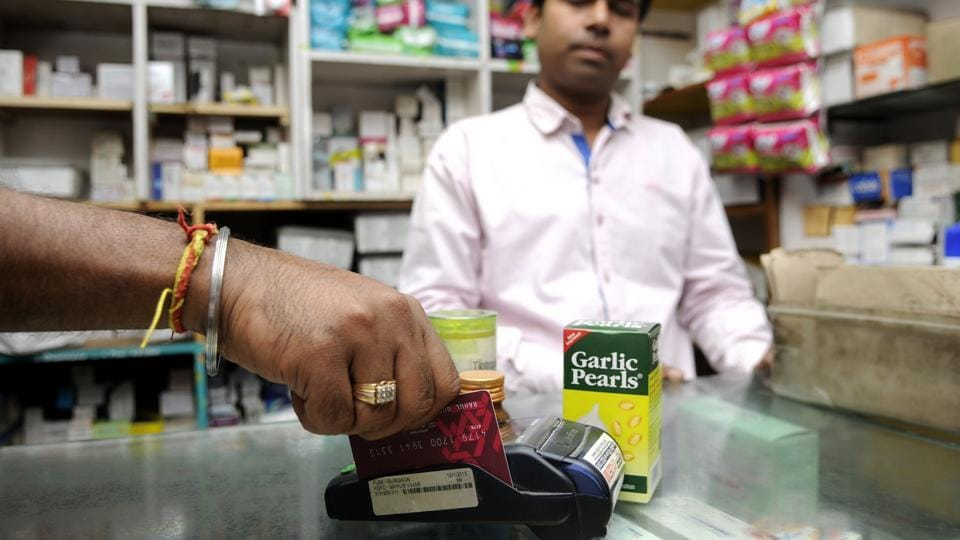 The Haryana government had offered lucky draws and other incentives for cashless transactions