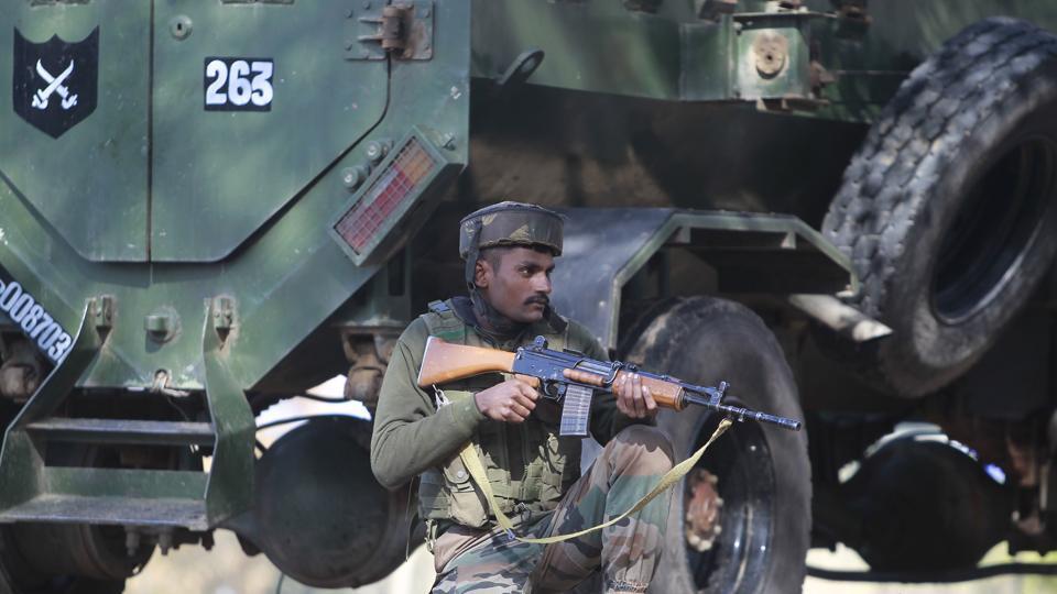 Militancy in J-K,Indian Army,LeT militant killed