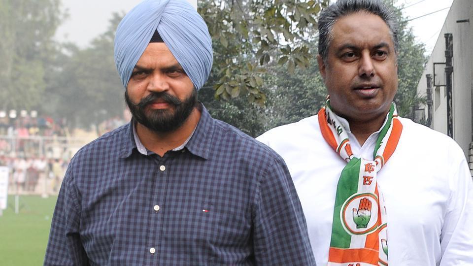 Manpreet Ayali (left) and Bhupinder Singh Sidhu (right)