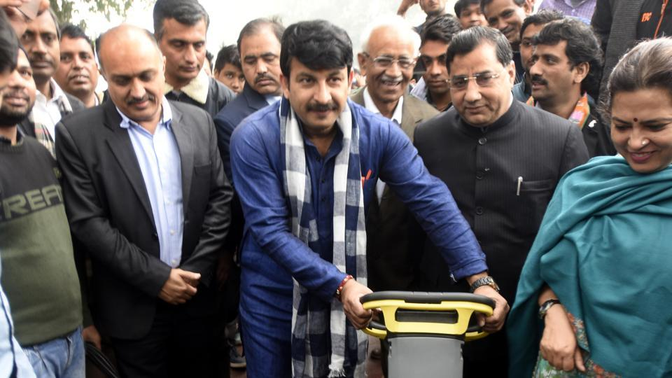 Delhi BJP president Manoj Tiwari had rejigged his team on January 15. The executive committee of the party's Delhi unit was expanded during the exercise.