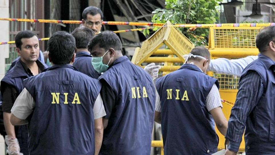 The National Investigation Agency is conducting an inquiry into the alleged routing of funds to the militants groups active in Nagaland, a senior NIA official said here on Thursday.