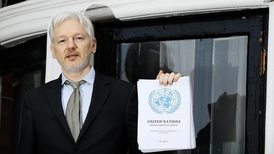 WikiLeaks founder Julian Assange said last week he would abandon his refuge in the Ecuadoran embassy in London, where he has been since 2012, if the United States agreed to free Manning.