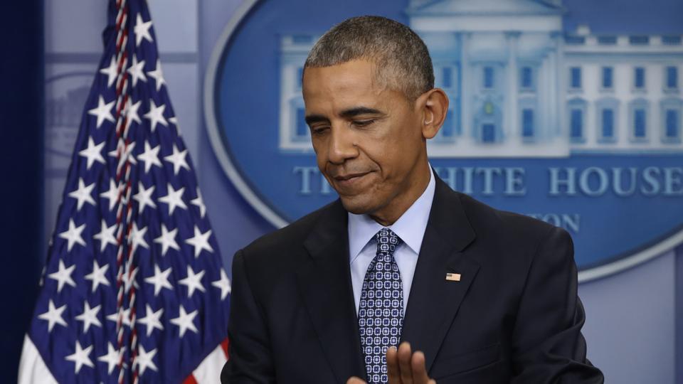 Obama's final press conference,President Obama,First black president of US