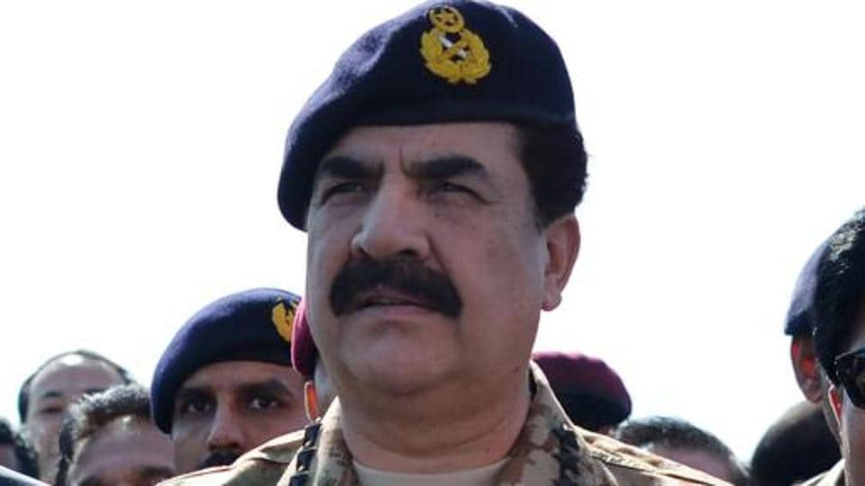 Pakistan's ex-army chief General Raheel Sharif described Kashmir as the unfinished agenda of Partition.