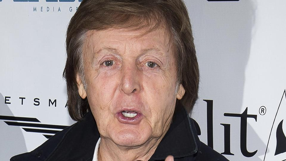 20 Years Ago Michael Jackson Acquired Beatles Songs Paul McCartney