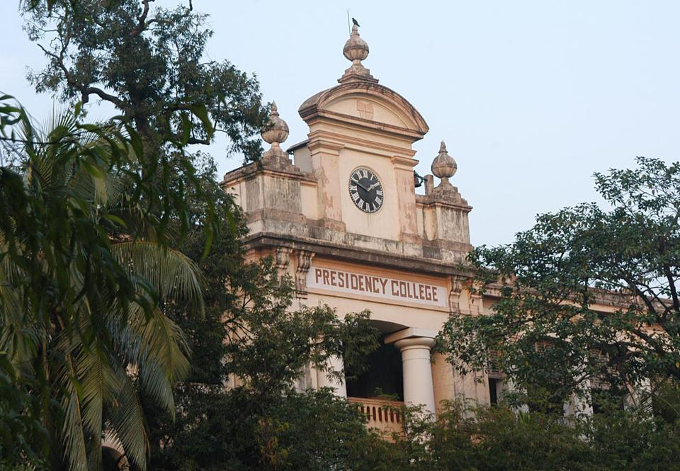 Presidency College Kolkata.  There are many more colleges, universities and institutes, which is why places like Presidency University (the erstwhile Presidency College) are now struggling to get and retain talent.