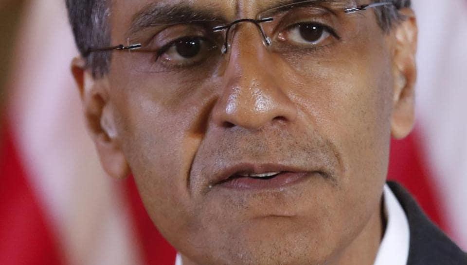US Ambassador to India Richard Verma,Outgoing President Obama,President-elect Donald Trump