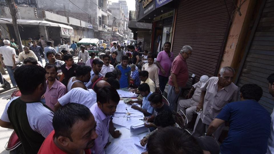 MCD polls are scheduled to be held in April this year.