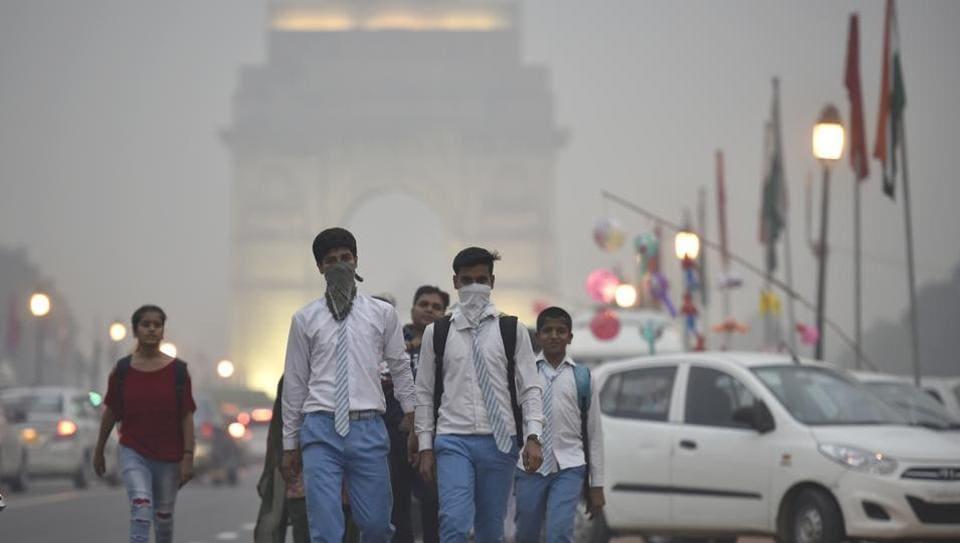 air pollution in Delhi,Delhi air quality,air quality monitors