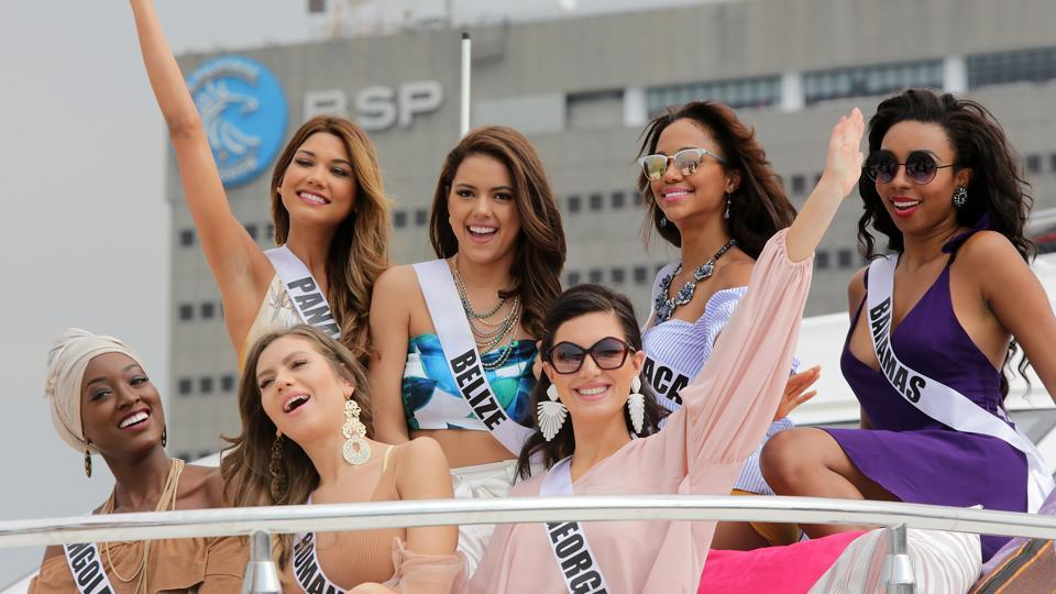 A total of 86 beauty queens from all around the world are in the Philippines for the 65th Miss Universe competition.